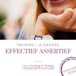 RWZ training + effectief assertief