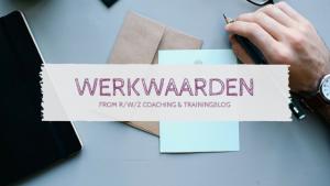 RWZ Coaching - werkwaarden