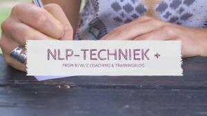 RWZ-Coaching + NLP-techniek